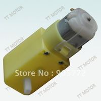 toy used cheap plastic gear motor TGP01S-A130