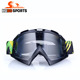 Water Transfer Printing tpu frame motorcycle glasses motocross goggles MX motocross