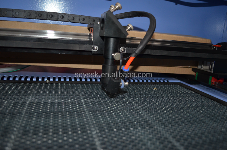 cutting small laser machine for arts and crafts co2 laser machinery