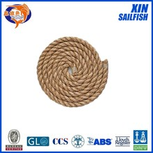 natural sisal fiber hemp rope