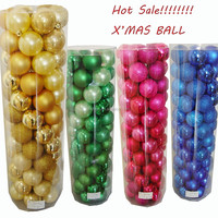 2013 hotel adornment/Continental Style foam ball decoration /sweet christmas foam ball