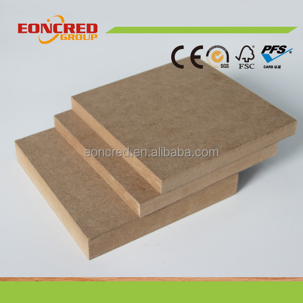 Medium density fiberboard mm e mdf carb