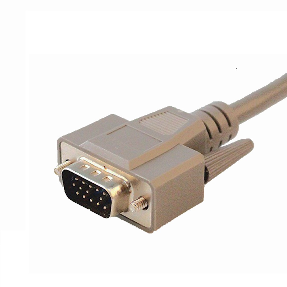 High specification cable suitable for vga to 1hdmi vga adapter male to male vga connection cable