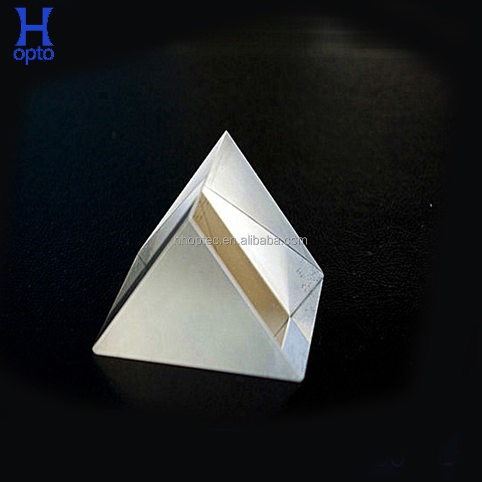 Right Angle Prism Glass 18mm 20/10 Glass Triangular Prism