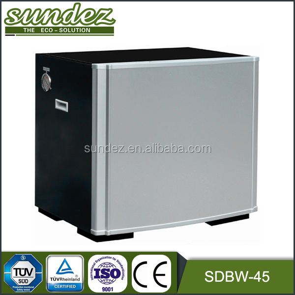 Hot sale Sundez co2 heat pump water source heat pump for IEC approval