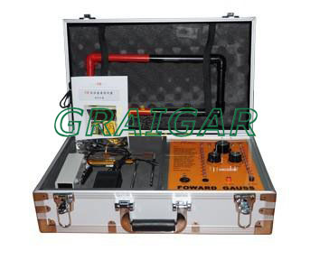 VR8000 Long range gold detector Ground deep searching metal detectors for mining