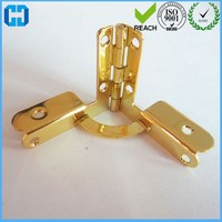 Jewelry Box Hardware Small Quadrant Hinges From China
