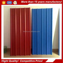 PPGI/PPGL metal roofing sheet/iron steel tile corrugated metal sheets