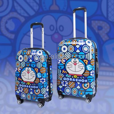 custom made hotel luggage trolley handle travel car luggage and bags