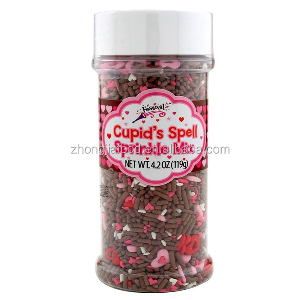 Cupid's Spell Sprinkles Mix