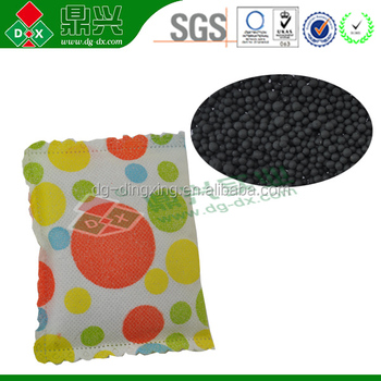 New arrival charcoal deodorizer sachet air freshener ordor removal