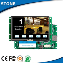 screen TFT LCD elevator display--support 1 piece sample for test with Software/Accessories/Command Set