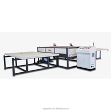 New TPU laminating machine for bullet-proof glass