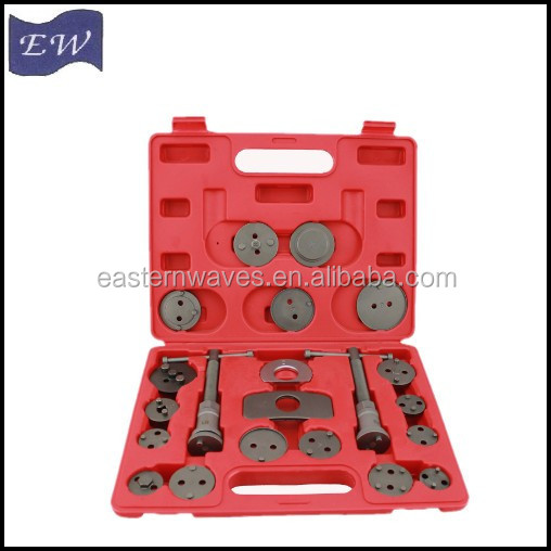21pcs disc brake caliper piston repair tool C45,40Cr(EW-AT003)