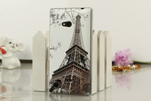 Flip leather case cover for nokia lumia 720,Customized phone case cover for nokia lumia 720
