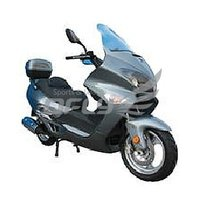 Best Price Gas Motor Scooter Equipped 4 Stoke 125cc Engine(MS1279EEC)