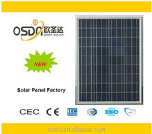 100W 36 cell solar photovoltaic module