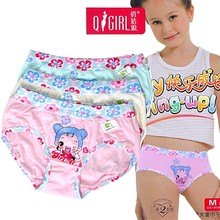 New Wholesale!!!Top Quality Comfortable Girls <strong>Underwear</strong> Bamboo Cute Children <strong>Underwear</strong> Girls Panties Kids <strong>Underwear</strong> 7-15years