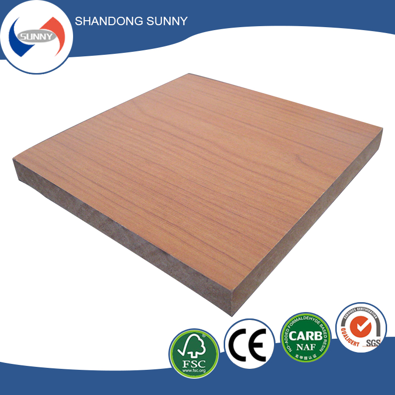 Furniture board veneer mdf wood factory