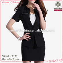 2013 Classical manufacturer suit women lady business suits