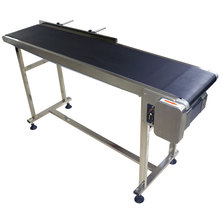 Flat Belt Conveyor for E-business Express Conveying System
