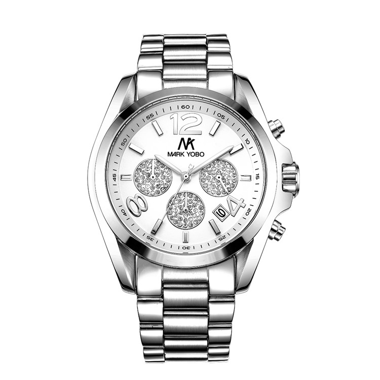 Top 10 Luxury Brands Custom Logo Stainless Steel Watch