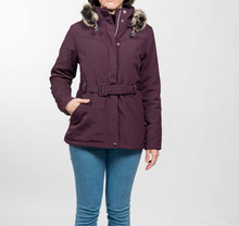 Heated Women Hooded Jacket From Wholesale Manufacturer