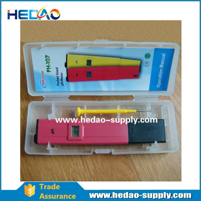 PH-107 Hot Selling Digital PH Do Meter
