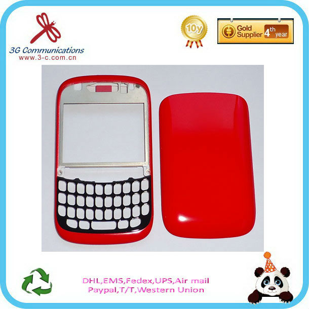 for blackberry curve 9220 red housing