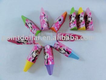 Triangle Crayon; 12 colors; Beautiful and Elegant Design