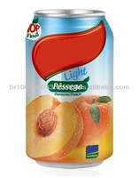 Sugar Free Canned Peach Juice 335ml