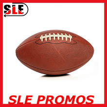 Wholesale official size american football rugby balls