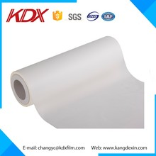 Printing Film BOPP Film Waterproof Transparent PET Inkjet Film For Screen Printing