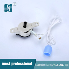1A/250V AC hot sale electrical pull chain cord switch for fan