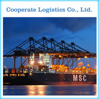 CHEAP container cargo shipping ocean freight rates from china to manila --Elva skype:colsales35