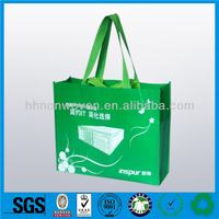 high quality colorful high quality nonwoven wine bag with tote