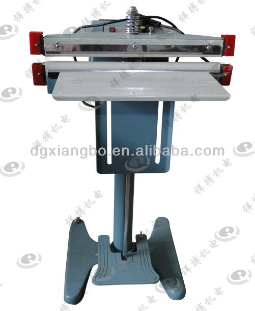 PSF-650 Foot Pedal Nylon Sealing and Cutting Machine
