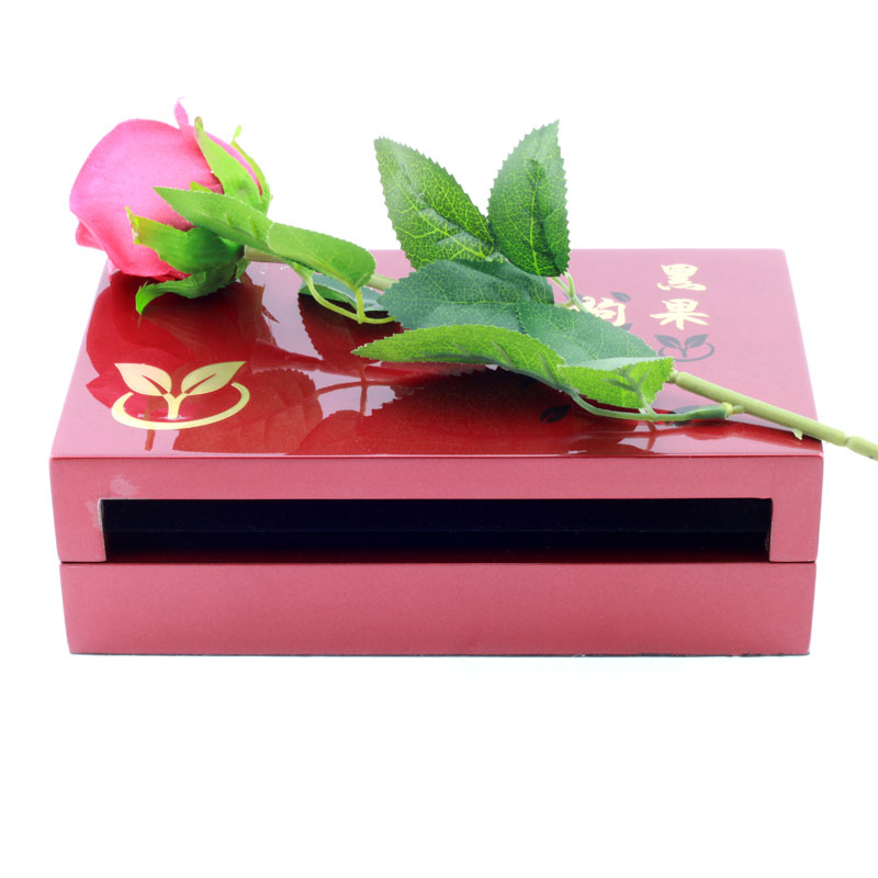 high quality wooden gift box wooden Chinese wolfberry box