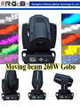 260W gobo moving head light,moving head beam 260 spot stage light