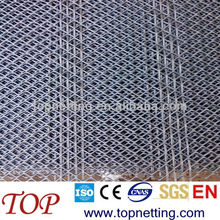 high carbon steel woven wire anti-blinding sceens/self cleaning screens