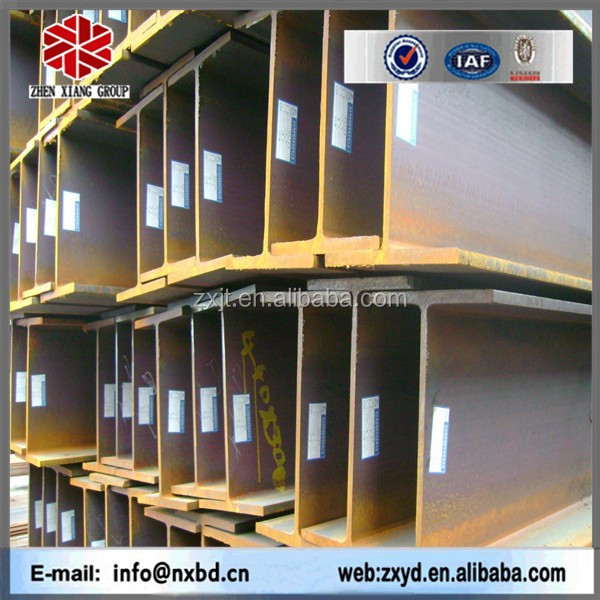 BIG BIG FACTORY The standard specifications building steel I beam size