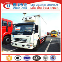 china factory heavy refrigerator truck,ice cream truck for sale