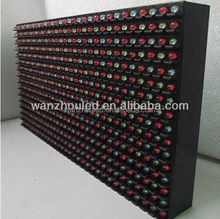 p10outdoor full color led screen module///p20 DIP led full color moudle/// advertising panel///commercial advertising