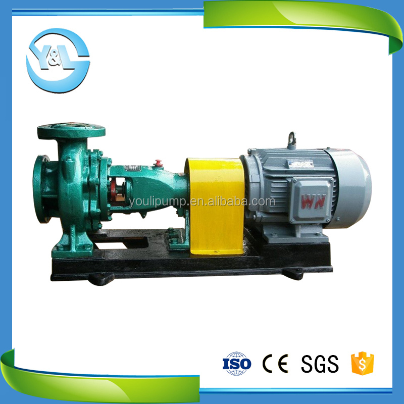 high head centrifugal water pump, electric clean water pumps