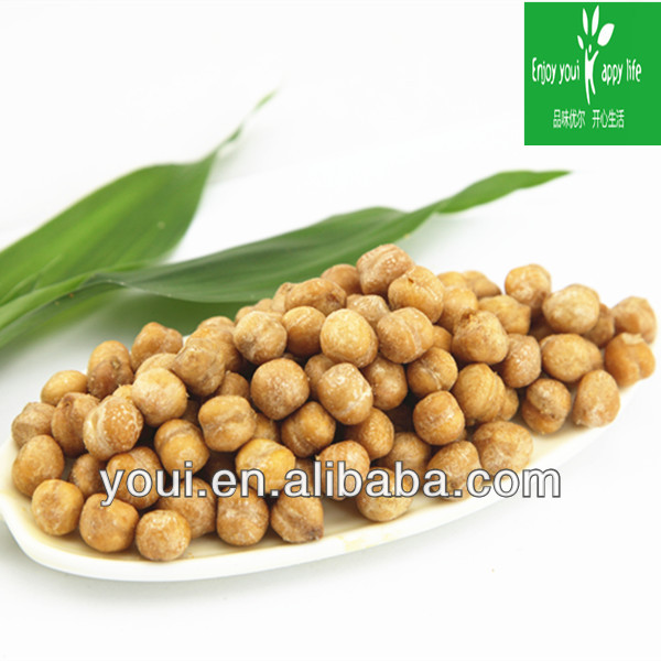 High-nutrition Salted Flavor Fried Chickpeas