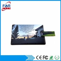 Get Free Samples Card Thumb Drive Pen Drive 8Gb Custom Logo Usb Stick 512Mb High Speed Credit Card USB Stick for Promotion Gift