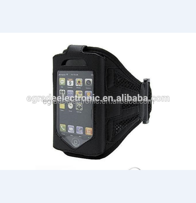 Mesh Gym Sports Running Waterproof Armband Case For iPhone 4S 4 ,FOR iPhone 3G/3GS & FOR iPod Touch