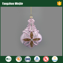 Weijei cheap stained glass house decoration craft for christmas