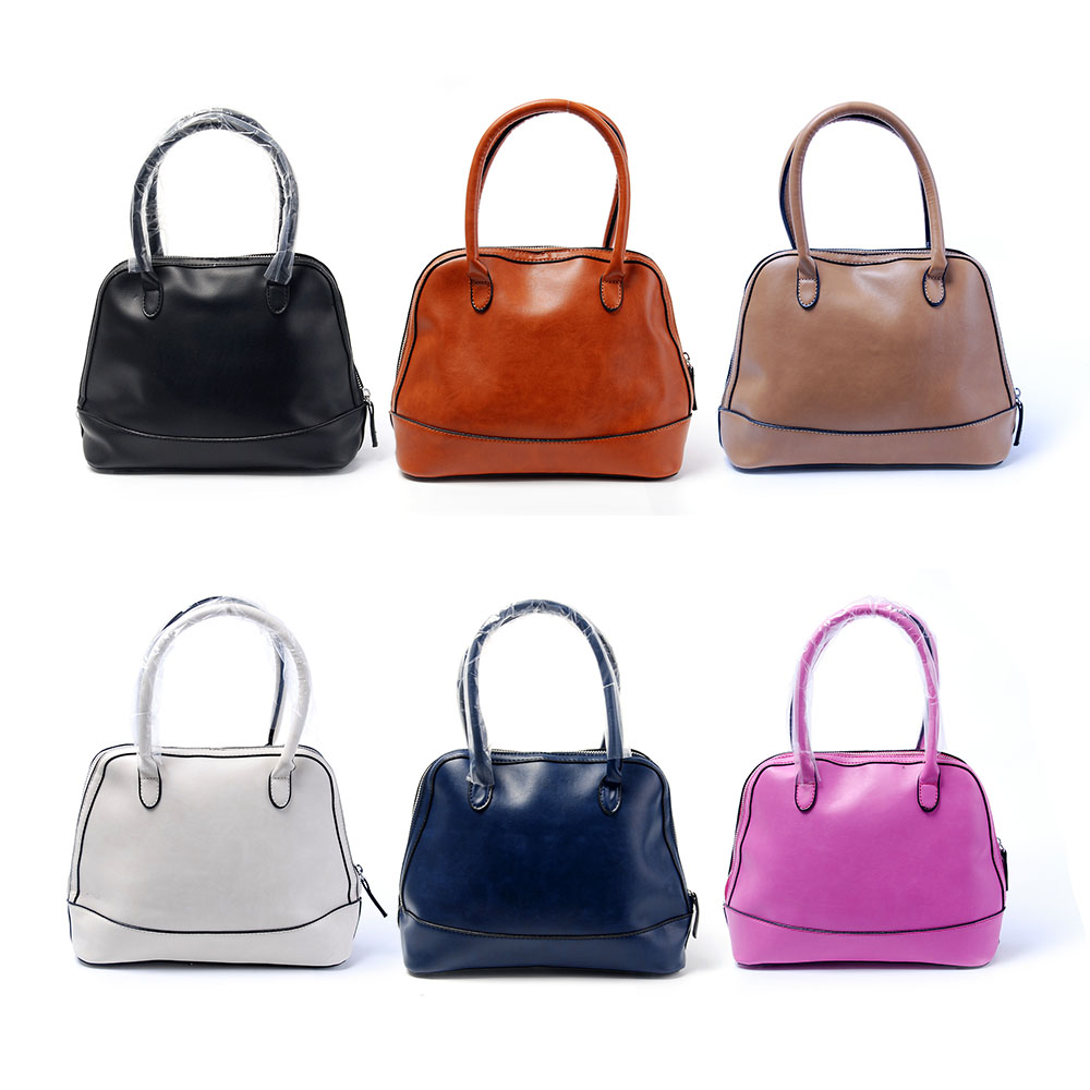 Wholesale Blanks Shell Bags PU Faux Leather Handbag New Designer Fashion Ladies Hand <strong>Totes</strong> DOM-108241