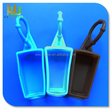 Wonderful and Multicolour portable bbw pocketbac hand sanitizer silicone holder